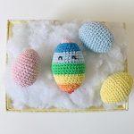 easter egg amigurumi pattern free