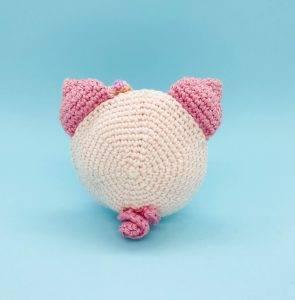 patron crochet marcelline petit cochon