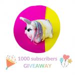 gieveaway instagram 1000 subscribers
