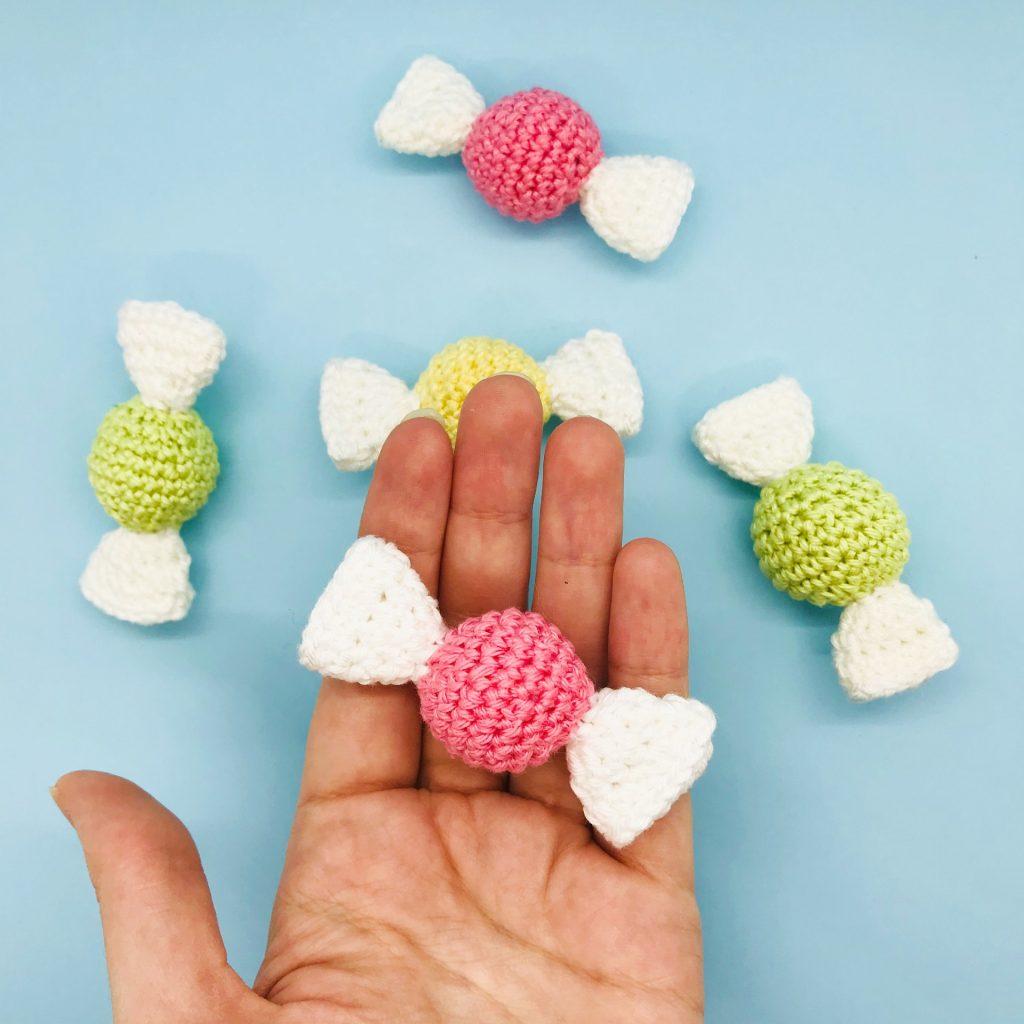 bonbon crochet patron amigurumi gratuit