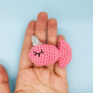 crochet pattern amigurumi fishicorn