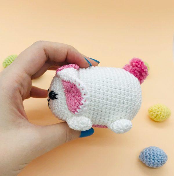 patron amigurumi crochet lapine tsum tsum