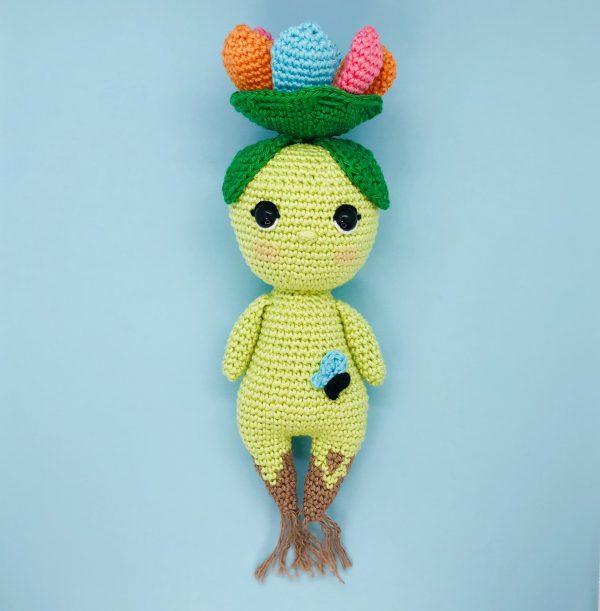 patron crochet sam esprit des fleurs