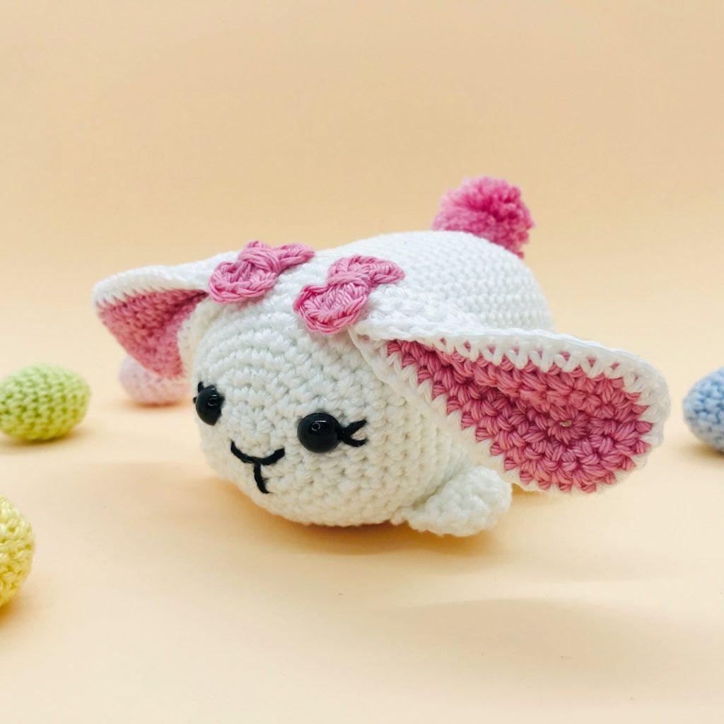 crochet pattern bunny tsum tsum